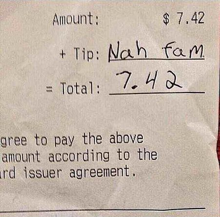 tipping in the states