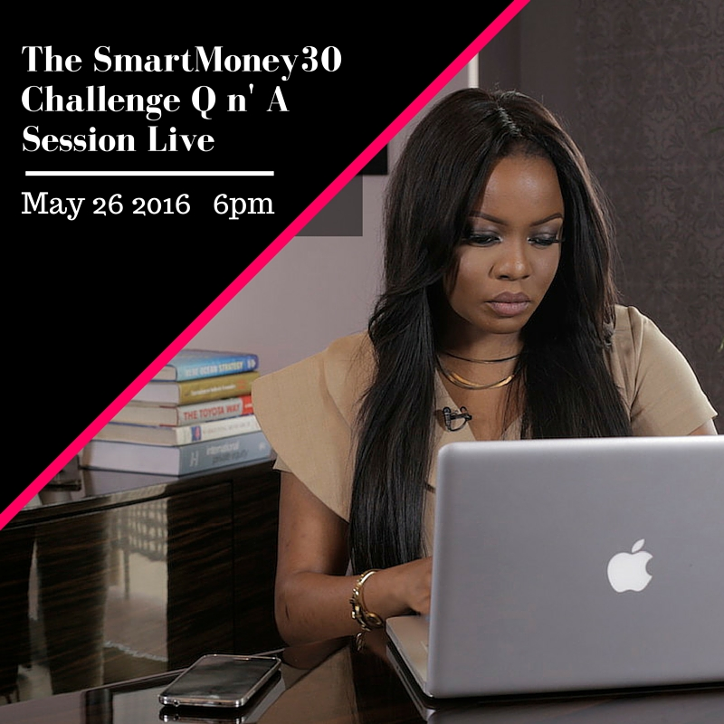 The smartmoney30 challenge Q and A 2