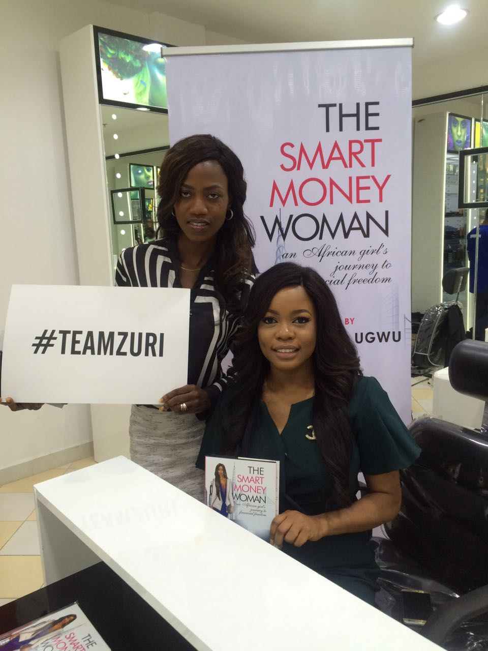 The Smart Money Woman House of tara Ibadan
