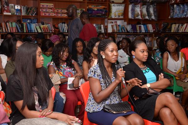 The Smart Money Woman Book Tour Terra Kulture