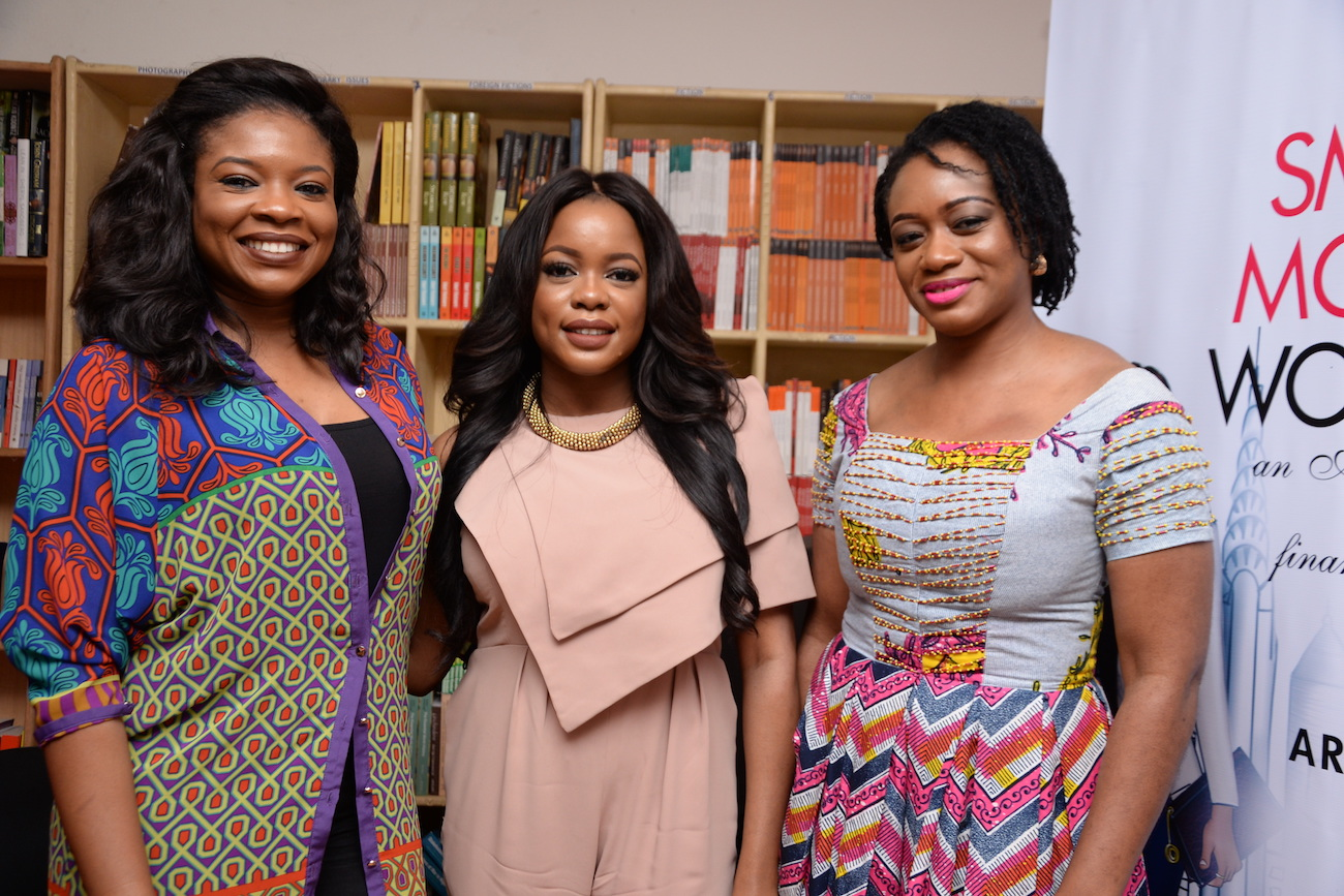 The Smart Money Woman Book Tour, Terra Kulture hosted by Kemi Adetiba