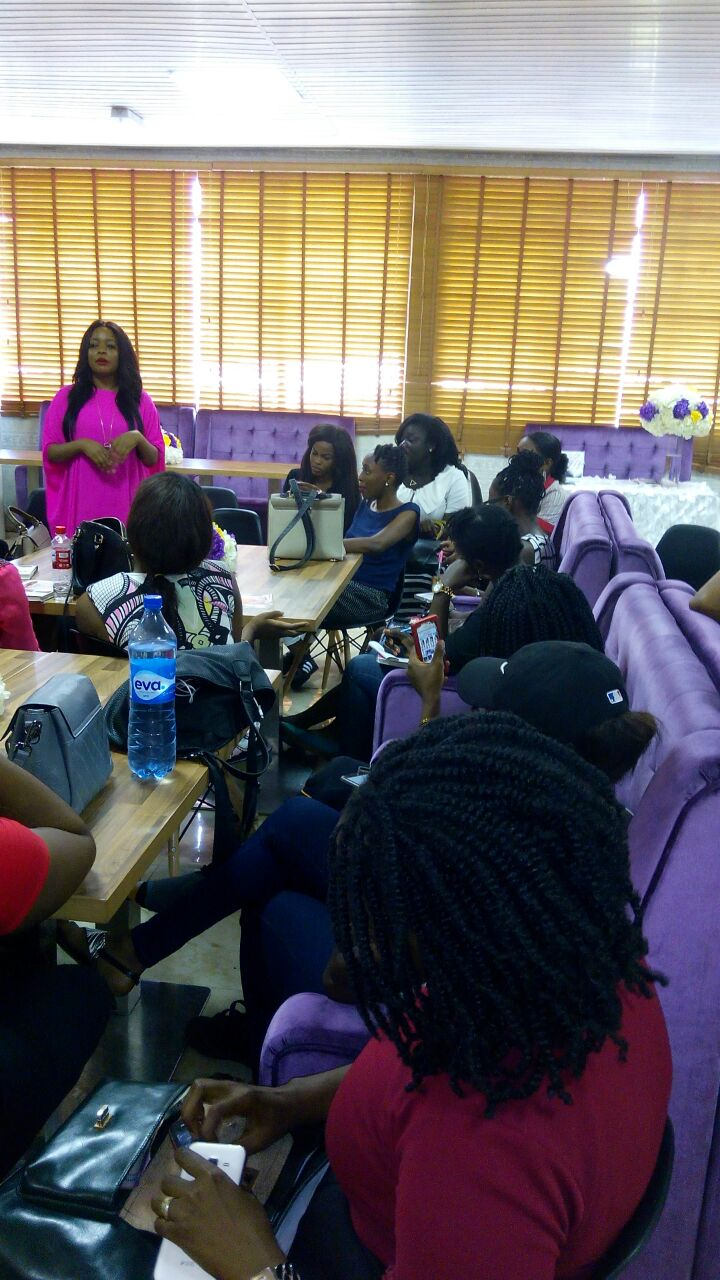 The Smart Money Woman Book Tour - Warri
