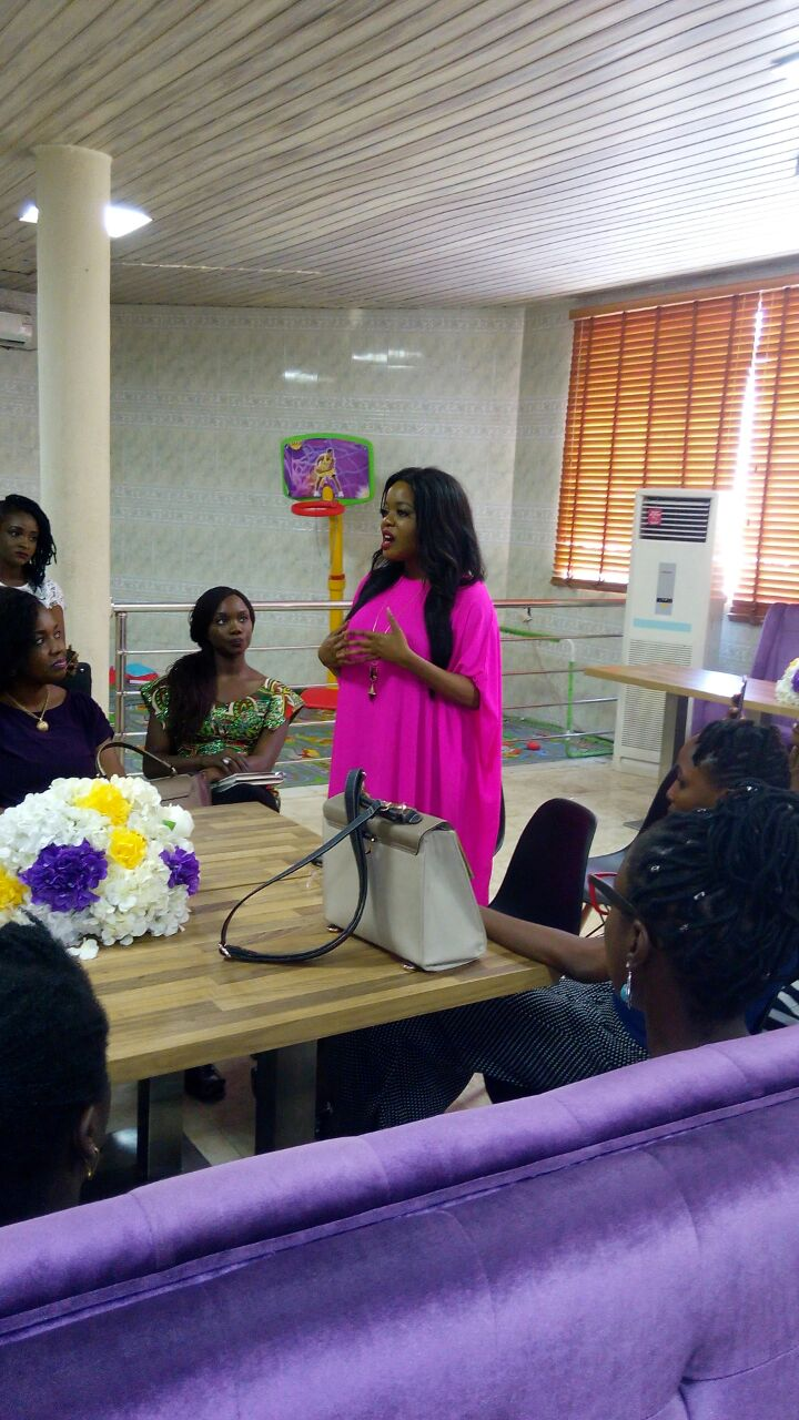 The Smart Money Woman Book Tour Warri