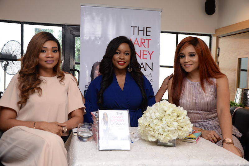 Smart Money Woman Book Tour RSVP with Ezinne Alfa and nnenna Okoye