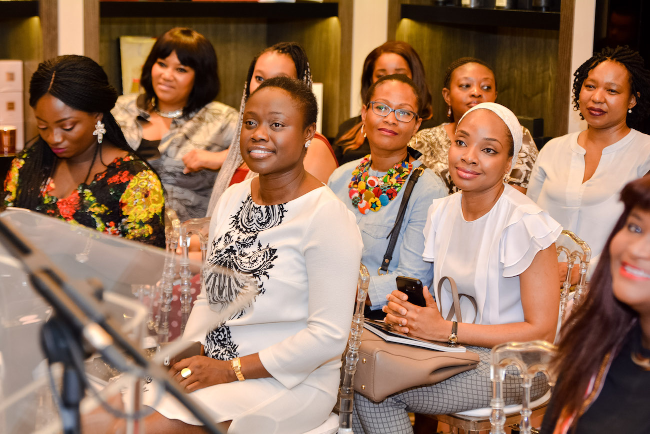 The Smart MOney woman Book Tour Luminance Hyde Park Duban South Africa