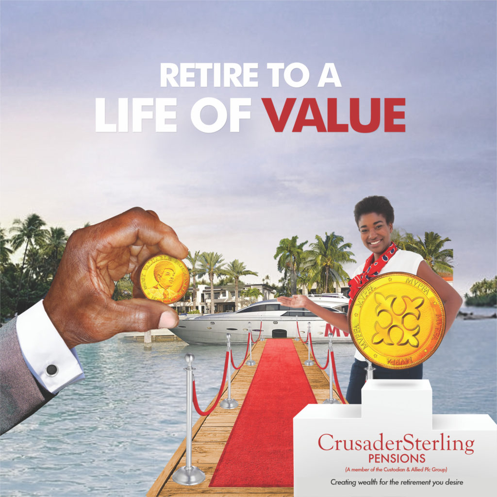 Retire to a life of value